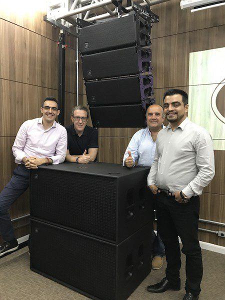 Eduardo, Manuel, Gonzalo e Alexandre