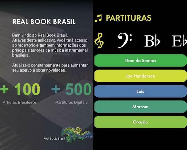 Real Book Brasil