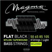Magma BENB Flat Black Nylon tapewound