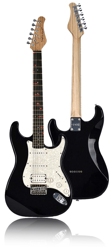 fretlight black