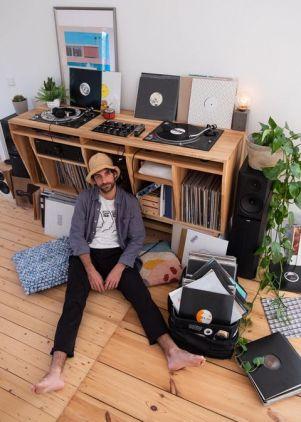 DJ Thibaut Machet