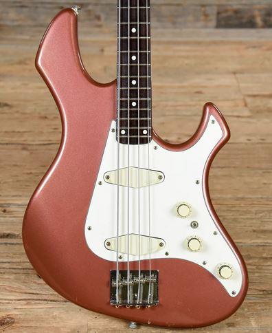 Baixo Fender Performer