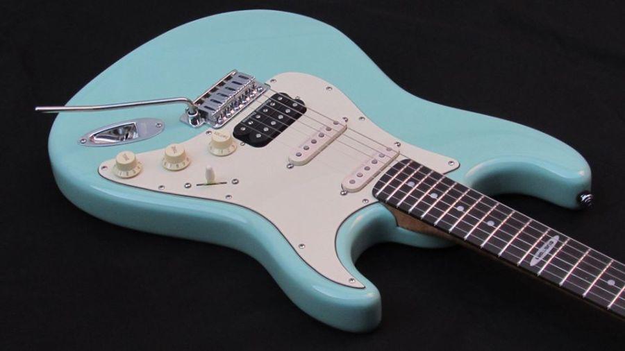Nt Stratocaster Signature Alex Fornari