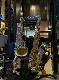 Saxofones Eagle