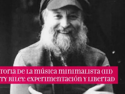 terry riley minimalismo