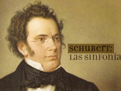 las sinfonías de schubert