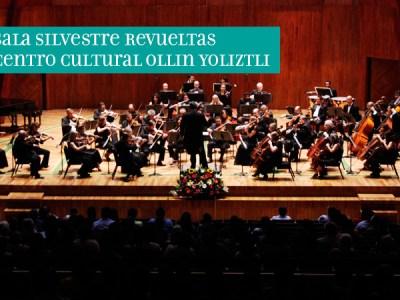 Sala Silvestre Revueltas – Centro Cultural Ollin Yoliztli