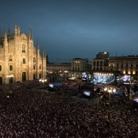 RADIO ITALIA LIVE  IL CONCERTO - il concerto in Piazza Duomo torna a settembre 2021, proseguono i concerti con Negramaro ,  Edoardo Bennato e tanti altri
