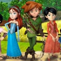 Robin Hood Alla conquista di Sherwood - in prima visione su Rai Gulp, la colonna sonora della serie scritta e interpreta dagli Zero Assoluto