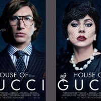 HOUSE OF GUCCI - le prime immagini ufficiali del film di prossima uscita con protagonista Lady Gaga, diretto da Ridley Scott