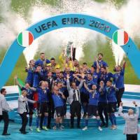 SOGNO AZZURRO, la strada per Wembley - il docu-film, come l'Italia è diventata Campione D'Europa