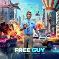FREE GUY - è disponibile la colonna sonora con i brani di Mariah Carey, Fred Astaire, Digital Underground, Mama Cass e molti altri