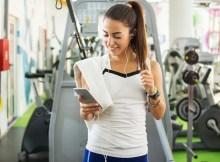 La música más adecuada para el ejercicio físico