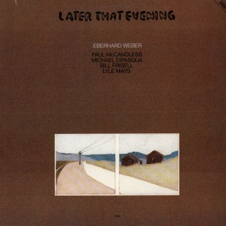 Later That Evening front