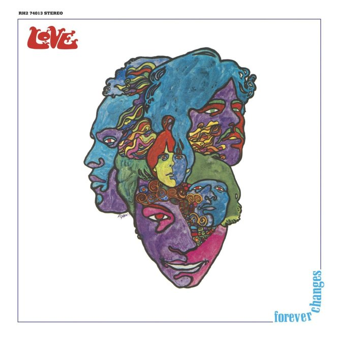 Forever Changes Front Cover