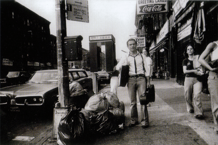 Fripp in NYC 1978