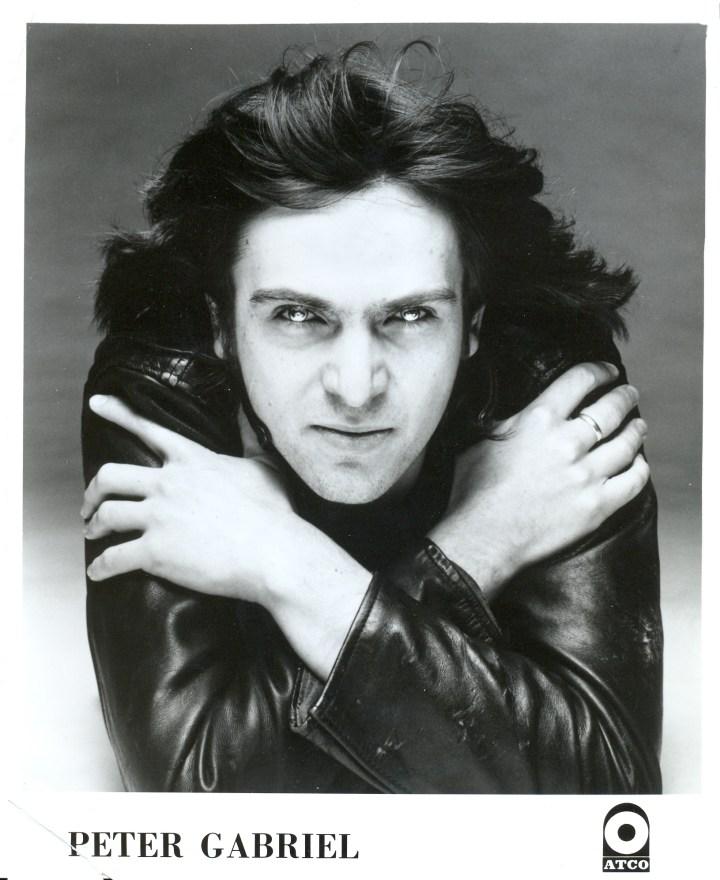 Peter Gabriel 1977
