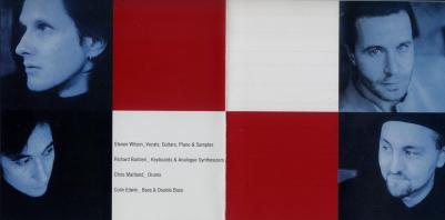 Porcupine Tree, Recordings cover 2