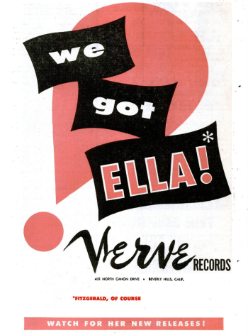 Billboard Ad 1956