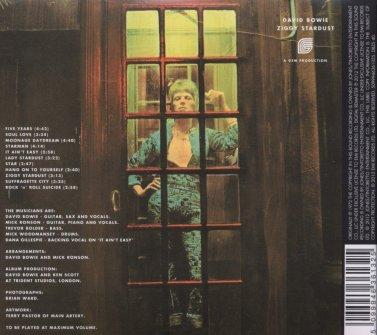 Ziggy Stardust back