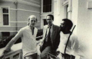 Codona. From left: Walcott, Cherry, Vasconcelos
