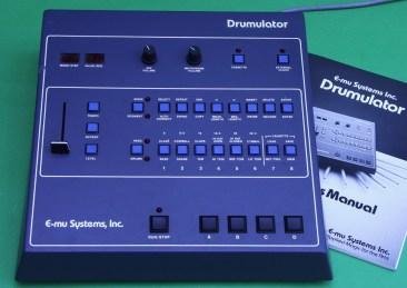 EMU Drumulator