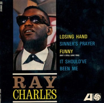 Ray Charles front