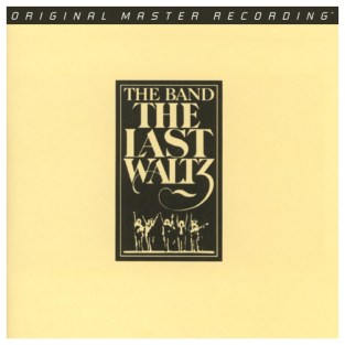 The Last Waltz front