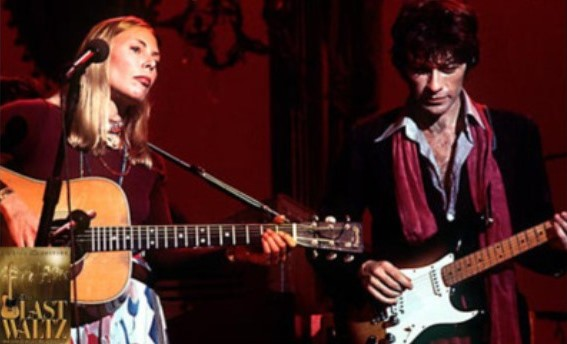 The Story Behind The Song : Coyote, by Joni Mitchell
