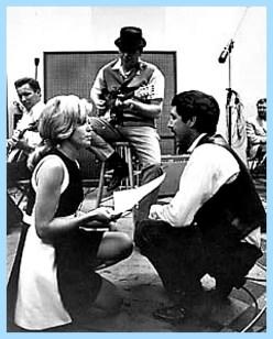 Sinatra, Hazlewood and Billy Strange