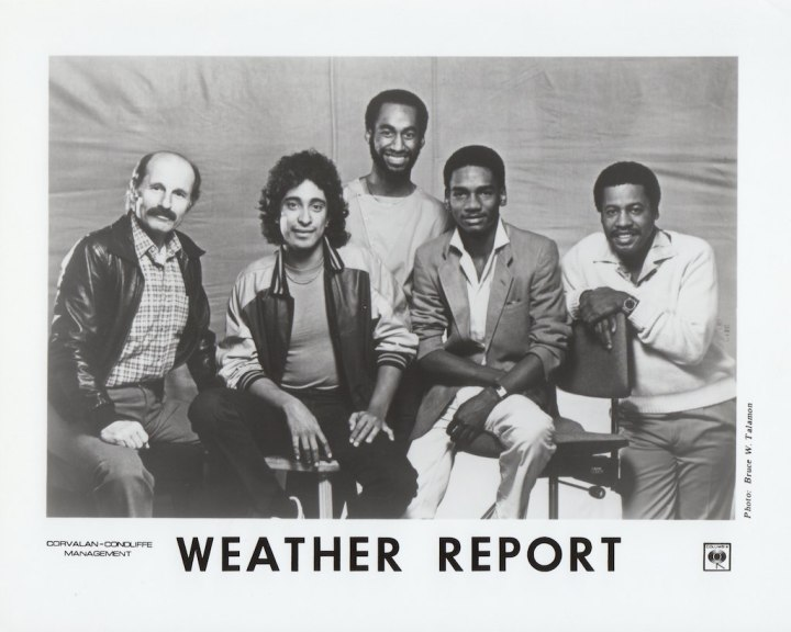 Weather Report 1983