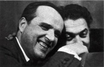 Nino Rota and Federico Fellini