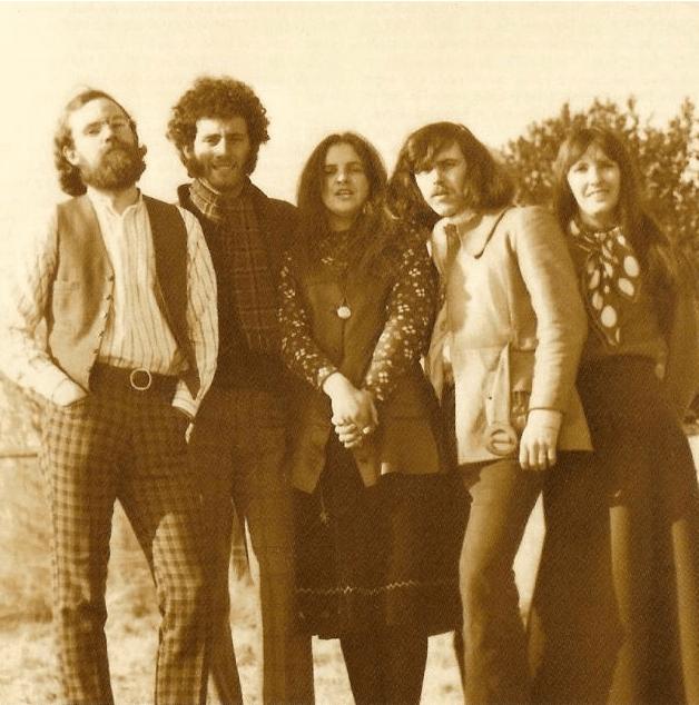 Steeleye Span Original Lineup 1970