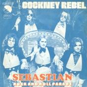 Sebastian Single Cover