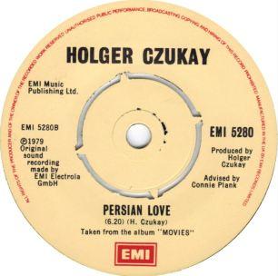 Persian Love single