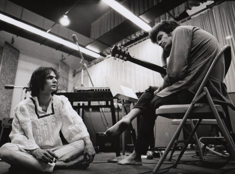 Al Kooper and Mike Bloomfield