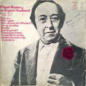 Miguel Ramos Y Su Organo Hammond Vol. 10