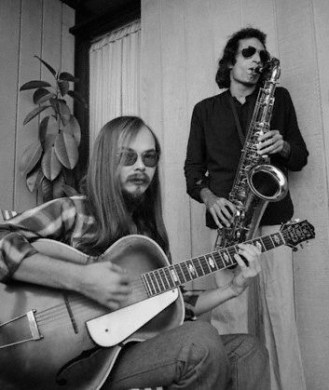 Walter Becker and Donald Fagen