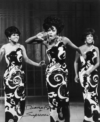The Supremes Mid 60s