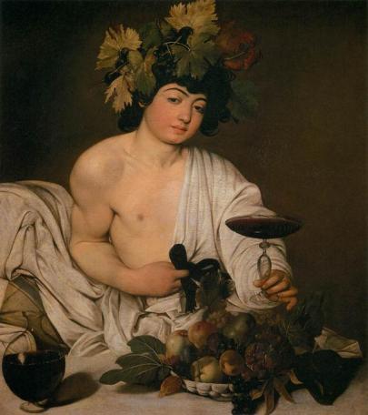 Comus, Greek god