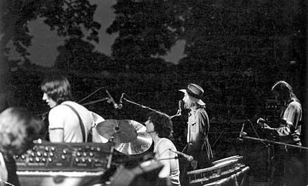 Roy Harper with Pink Floyd
