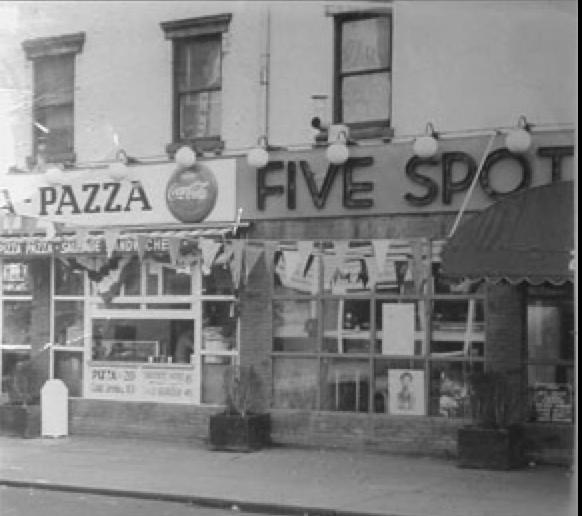 Five Spot Cafe