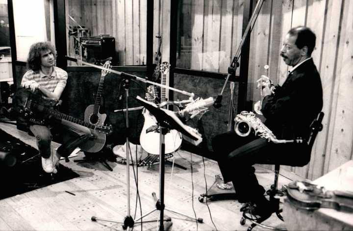Pat Metheny Ornette Coleman