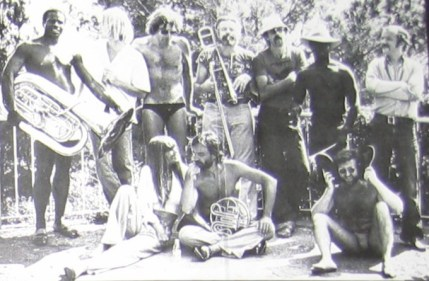 Carla Bley's band, 1977
