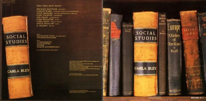 Social Studies (Front)