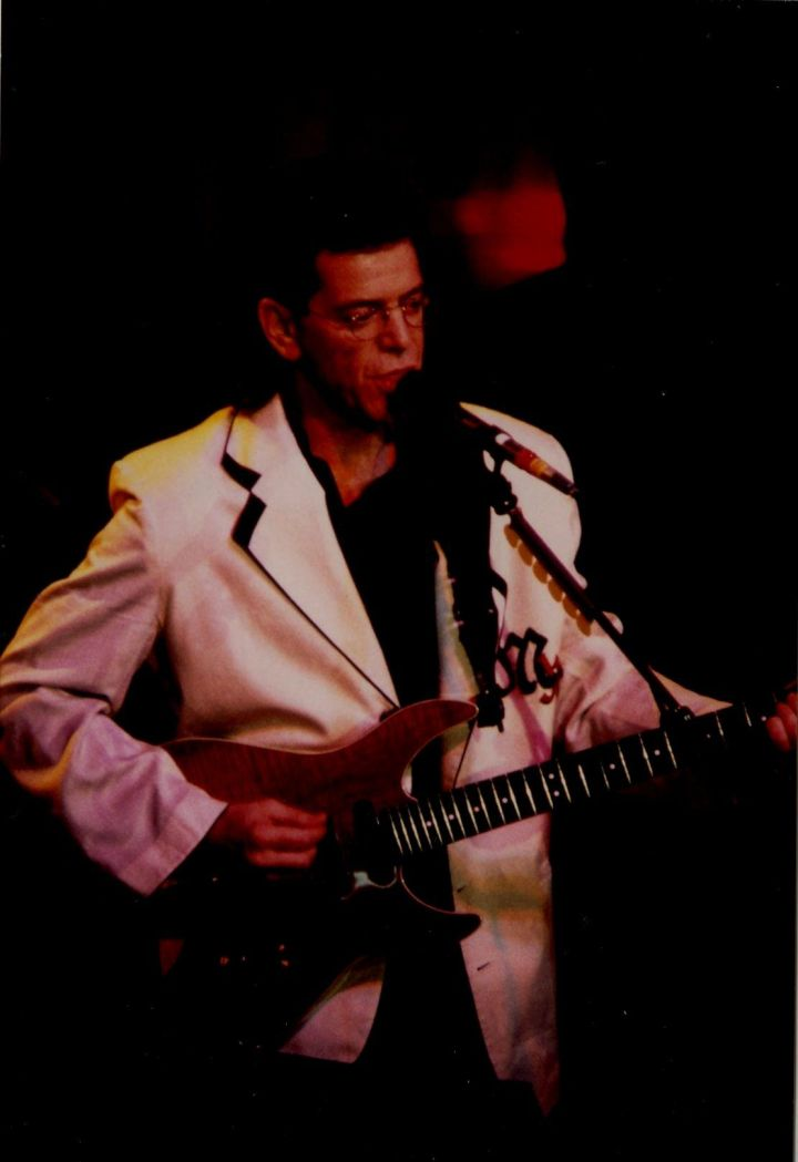 Lou Reed 1992 Casino de Paris