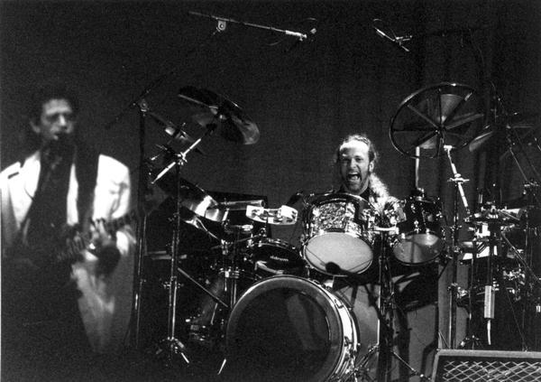 Michael Blair Lou Reed