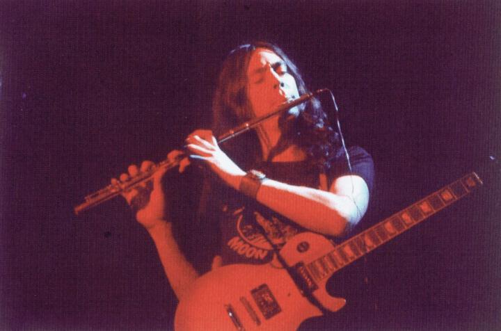 Andy Latimer 1976