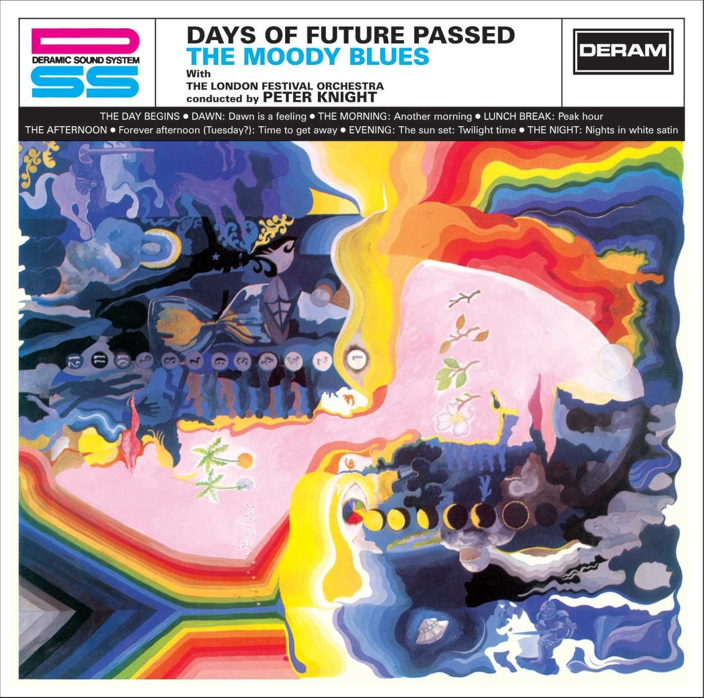 The Moody Blues - Days of Future Past