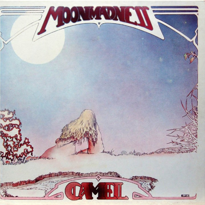 Moonmadness Front cover